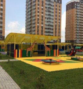 Монтажники детских игровых площадок