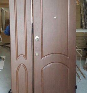 дверь входной бронь
