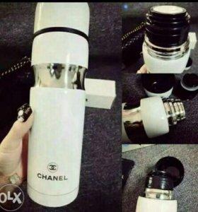 Термос, термо-кружка Chanel(luxe-R )