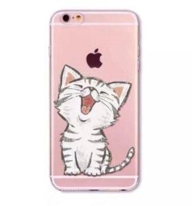 Чехол на iPhone 6, 6S. новый