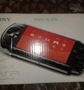 Sony - PSP-3008pb. Чёрная