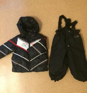 Куртка и комбинезон зимние