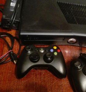 Xbox 360 S прошитый
