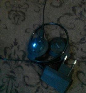 Наушники с Bluetooth
