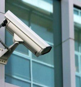 Проектирование и установка систем видеонаблюдения