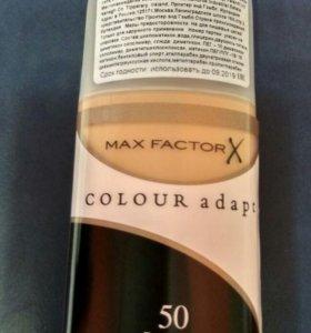 Новый Тональный крем max factor