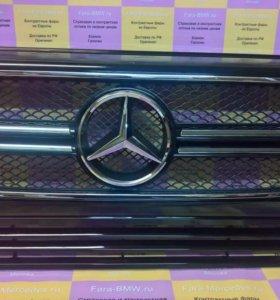 Mercedes Benz Gelenvagen решетка радиатора