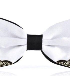 Мужская бабочка галстук новая