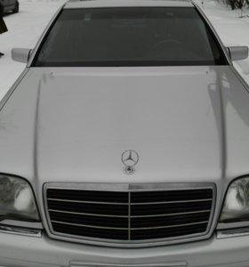 Мерседес w140 s500