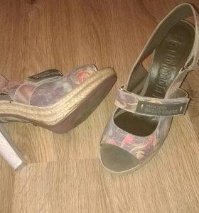 Босоножки , туфли. Паоло конте. Paolo Conte.