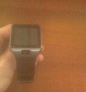 Часы телефон