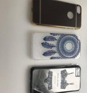 Новые чехлы на айфон 7