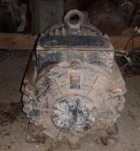Трёхфазный электромотор