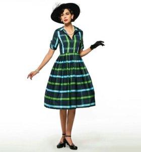 Платье винтажное