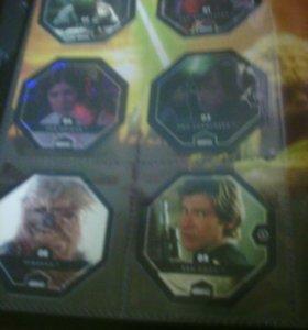 Вся коллекция Звездные войны