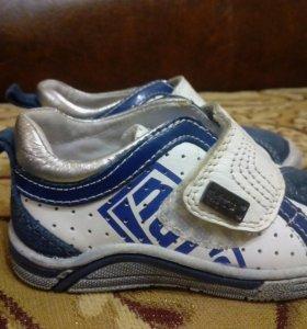 Обувь на мальчика 20размер