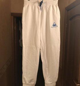 Спортивные штаны le coq sportif б/у