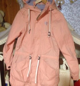 Куртка пальто парка