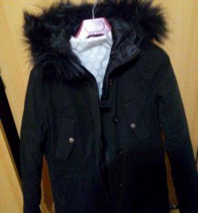 Куртка парка, размер 42-44