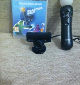 Муф с камерой и игрой на Ps3