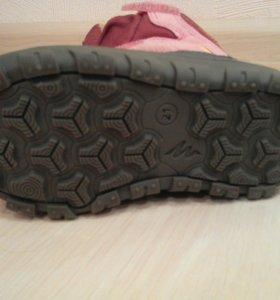 Ботинки фирмы Quechua
