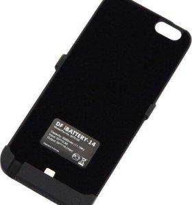 Чехлы аккумуляторы для iPhone 6-6s