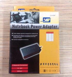 Универсальная зарядка для ноутбуков,планшетов