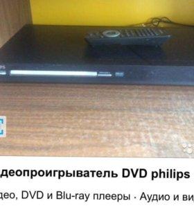 Видеоплеер DVD