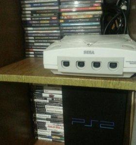 PS2 или Dreamkast