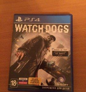 Продаю watch dogs(возможен обмен)