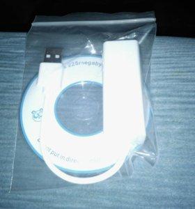 Новые сетевые внешние карты USB-RG45