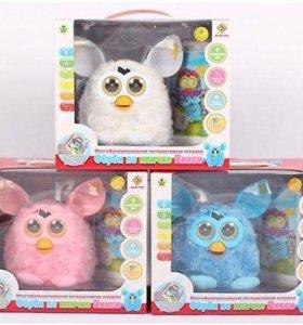 Интерактивная игрушка Фёрби по кличке Пикси