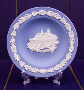 Тарелка коллекционная, Wedgwood