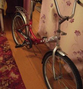 Велосипед стелс 710