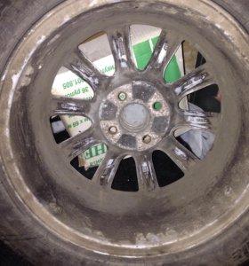 Диски колеса Опель 4 х 108