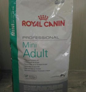 15 кг Royal Canin (Роял Канин)для мелких пород