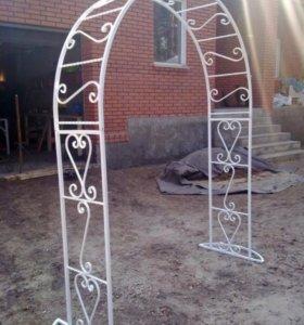 Продам арки садовые