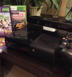 XBOX 360, Kinect ,500 GB