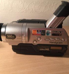 Видеокамера пленочная