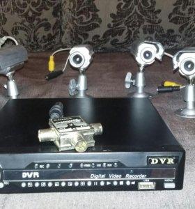 Оборудование для видео наблюдения