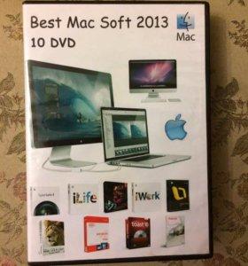 Оригинальные установочные диски Apple iMac MacBook