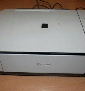МФУ Принтер Сканер Canon Pixma MP252