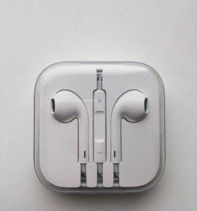 Наушники Apple EarPods от iPhone 5SE