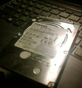 НОВЫЙ Жесткий диск HDD Toshiba 500gb