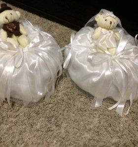Свадебные сундучки