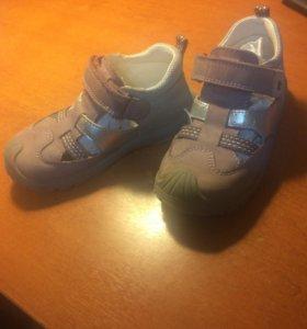 Детские ботиночки 24 размера