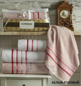 Разных цветов полотенца