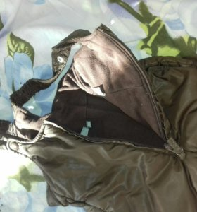 Комплект, куртка, полукомбинезон, костюм