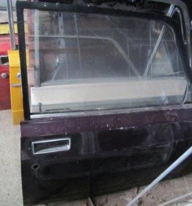 Двери ВАЗ 2107 Б/У