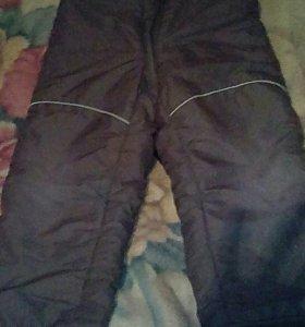 Комбинезоновые штаны осенне-весенние